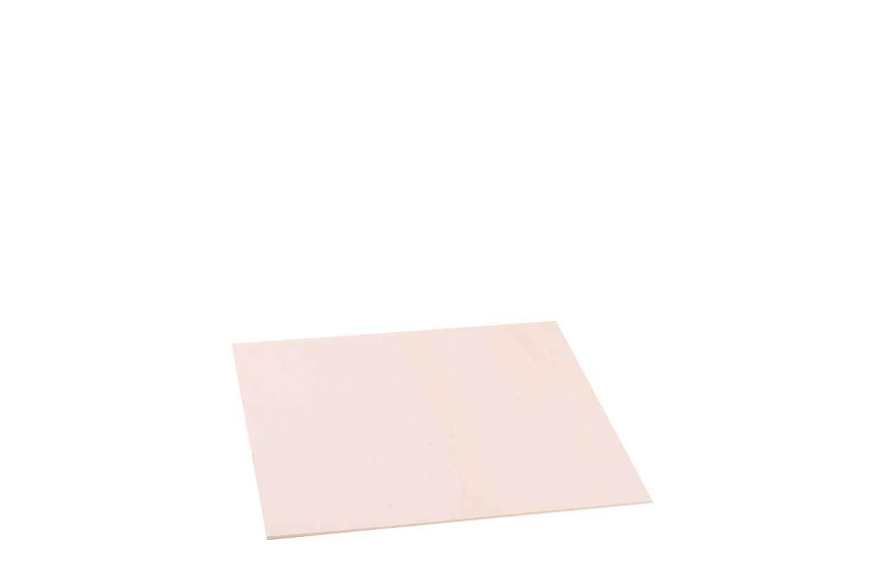 Pappelsperrholz - 3 mm, 30 x 25 cm