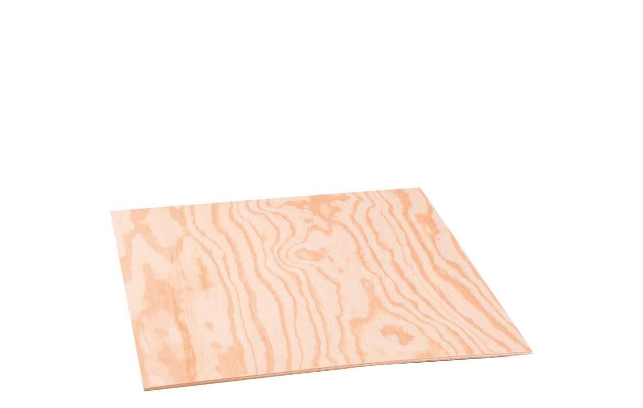 Sperrholz Kiefer - 4 mm, 40 x 35 cm