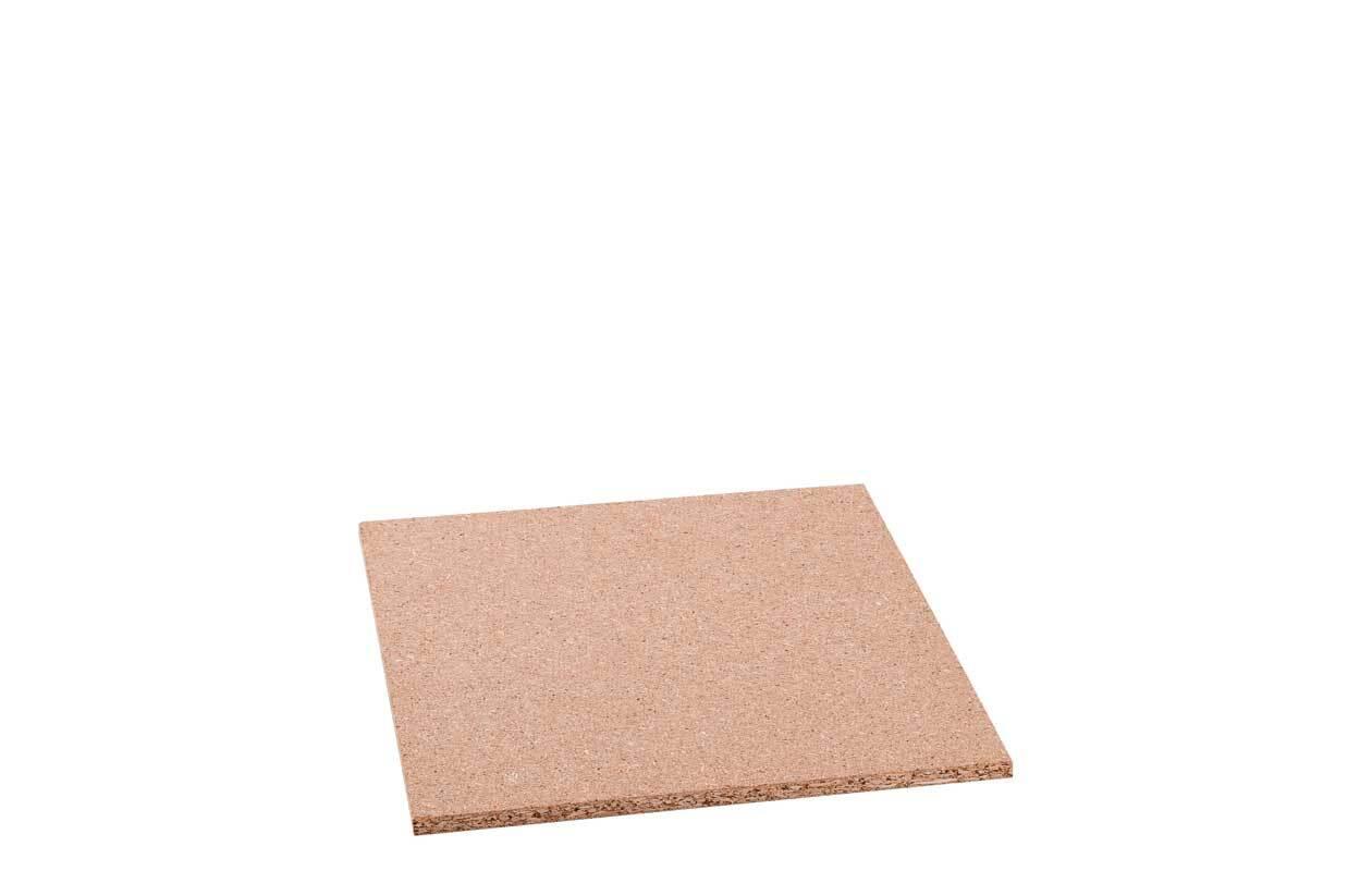 Spanplatte roh - 8 mm, 30 x 25 cm