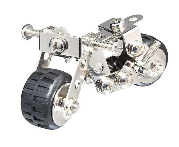 Metallbaukasten - Mini Motorrad