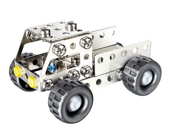 Metaalbouwdoos - mini vrachtwagen