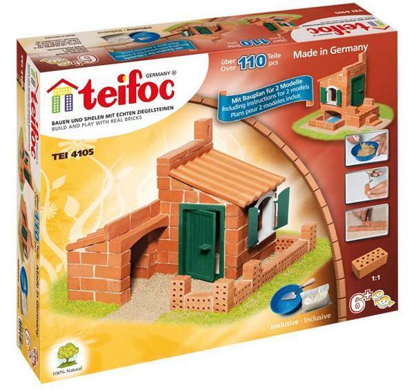 2 maisons en briques