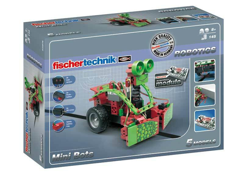 Technic bouwdoos - Mini Bots