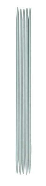 Strumpfstricknadeln Aluminium Stärke 3,5 mm