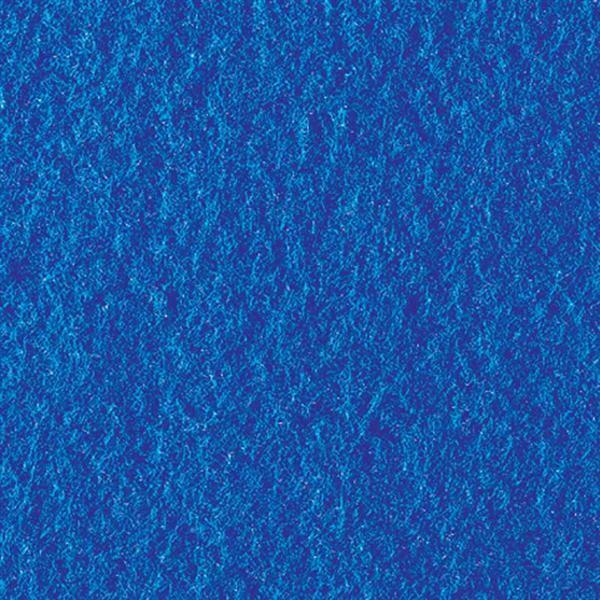 Filzplatte - 30 x 45 cm, blau