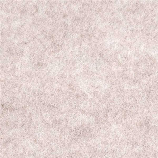 Filzplatte - 30 x 45 cm, braun meliert