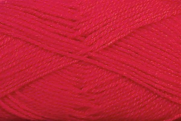 Schulwolle Lisa - 50 g, rot