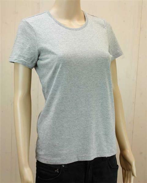 T-shirt vrouw - grijs, L