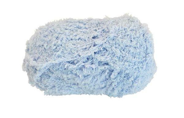 Laine Lenja Soft - 25 g, bleu clair