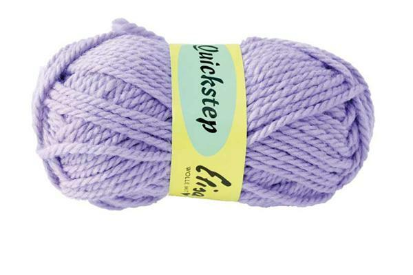 Wolle Quickstep - 50 g, lavendel