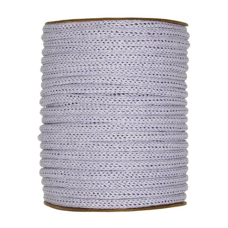 Manchon tricot - Ø 4 mm, lavande