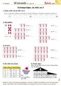 Vermenigvuldigen: de tafel van 9