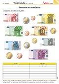 Euromunten en eurobiljetten