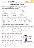 Tijdseenheden: uren - minuten