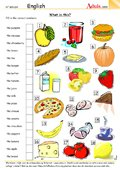 Foods - Try eating all this