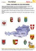 Oostenrijk en zijn provincies!