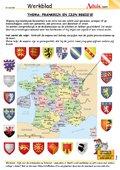 Frankrijk en zijn regio's!
