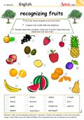 Fruits - Do you recognise them all?