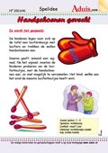 Handschoenen gevecht