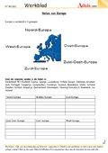 Delen van Europa