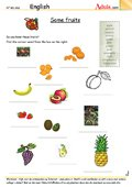 Fruits - Don't mistake them for vegetables