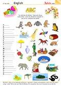 ABC - Do you know the alphabet?