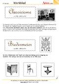 Classicisme & Biedermeier
