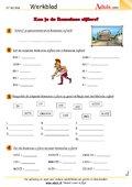 Ken je de Romeinse cijfers?