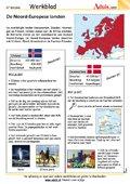 De Noord-Europese landen