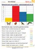 Rekenen met een grafiek - getallengebied tot 10