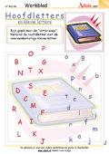 Hoofdletters en kleine letters