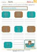 Personalformen von Tunwörtern (Mitvergangenheit)