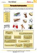 Percussie-instrumenten