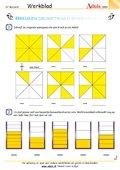 Breuken geometrisch weergeven