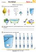 Meten met liters