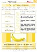 De reis van de banaan