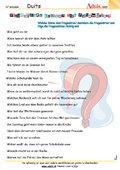 Fragezeichen nach Fragewörtern