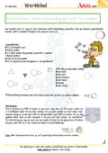 Bellenblaas, heel eenvoudig om zelf te maken