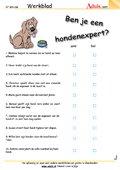 Ben je een hondenexpert?