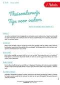 Thuisonderwijs - Tips voor ouders